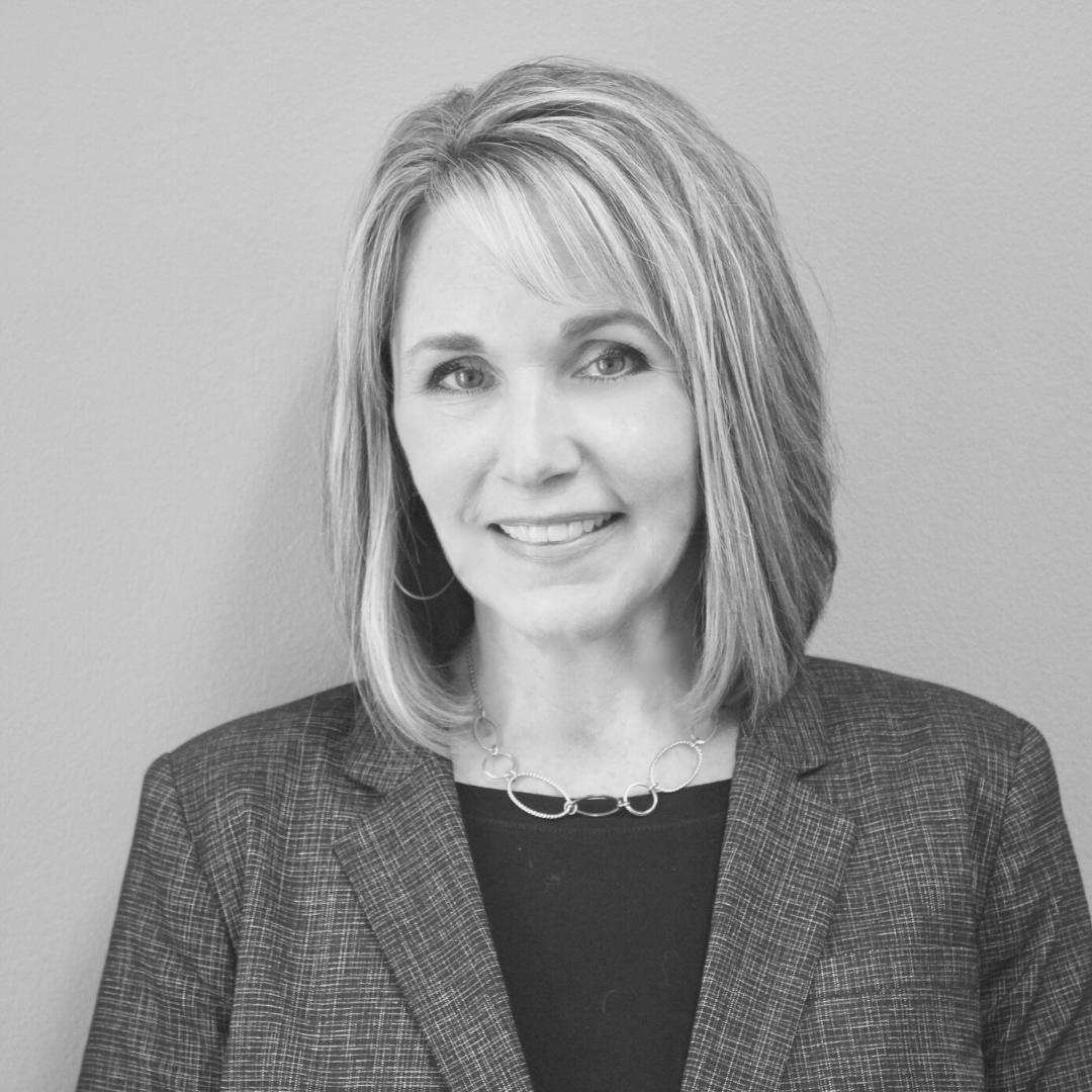 Corporate headshot of Amy Goodrum