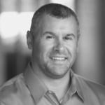Corporate headshot of Chris Pickrell