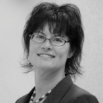 Corporate headshot of Dawn Kornovich