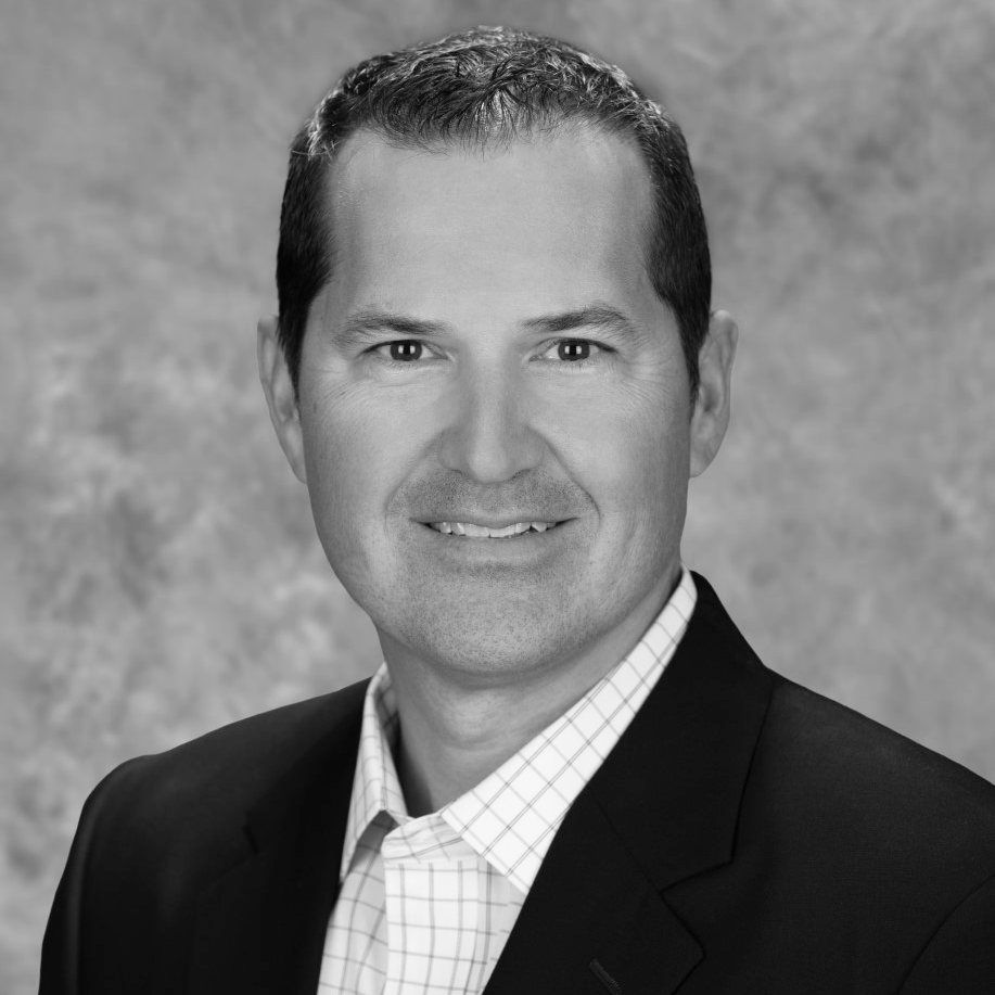 Corporate headshot of Kevin Dail